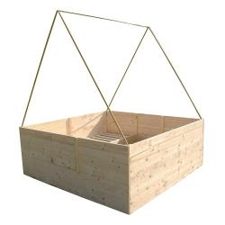 Konstrukce pro stan na podsadu, pro podsadový stan