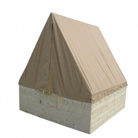 GRIZZLY SLIM Podsadový stan, podsadové stany, stan na podsadu, 220g/m2 - různé rozměry a barvy