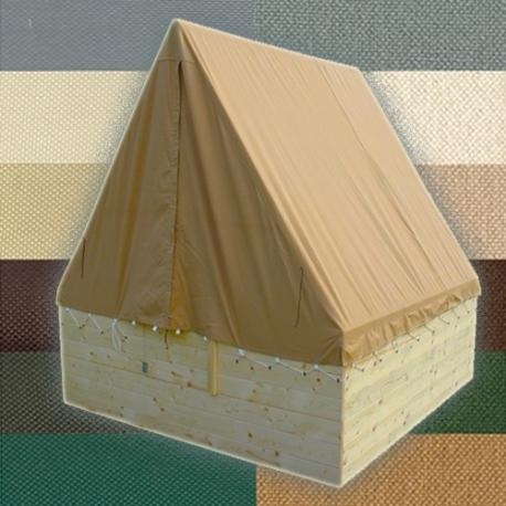 CONDOR Podsadový stan OSADA, podsadové stany osada, stan na podsadu, 320g/m2 - různé rozměry a barvy