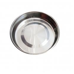 Nerezový talíř