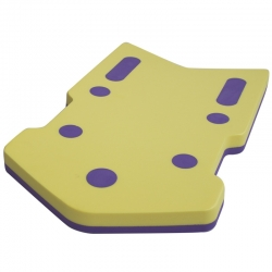 YATE Plovací deska TECH1 51x31x3,5cm