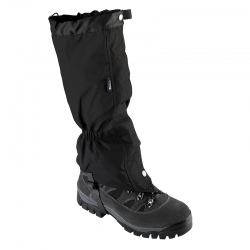 Návleky na boty černé CAIRNGORM GTX, goretex, vel. M, L