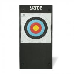 YATE Lukostřelecký set v krabici (terčovnice, 2 šípy)