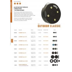 Terčovnice YATE OUTDOOR Classic různé varianty, velikosti